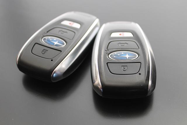 dva klíče