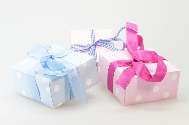 drobné dárečky