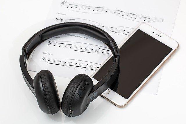 hudba v mobilu