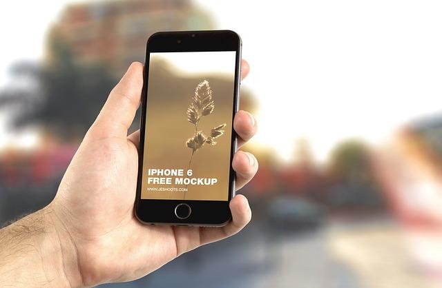 iphone a focení