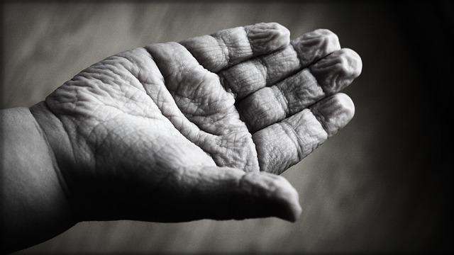 staré ruce