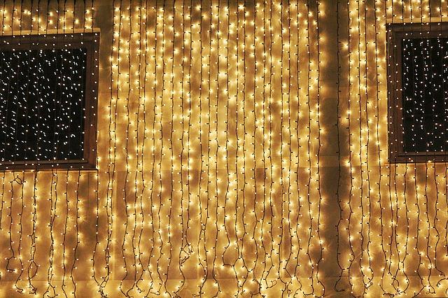 vánoční osvěltení