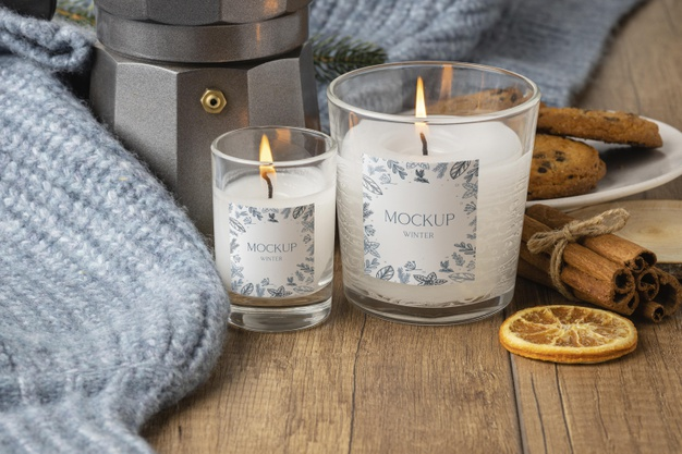winter-hygge-arrangement-with-candles-mock-up_23-2148759507